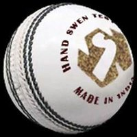 Test White Cricket Balls