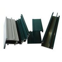 Aluminium Extruted Sections And Chanels