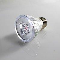 3W E27 High Power LED Spotlights