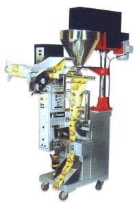 Fully Automatic Vertical Form-Fill-Seal Machine With Auger System