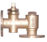 Bronze Combined Feed And Cock Valve