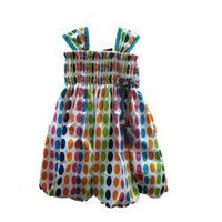 Cotton Girls Dress
