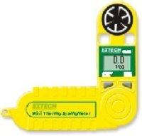 Mini Thermo - Anemometer