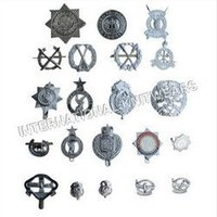 Cap Badges