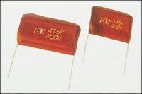 Miniature Polyester Film Capacitor