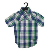 Boy's Half Sleeve Shirt