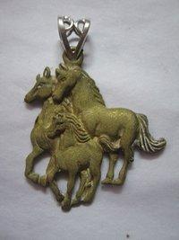 Horse Design Pendent