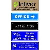 Office Name Plates