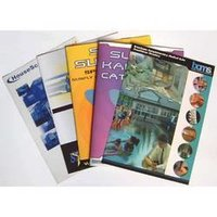 Multicolor Catalogues and Brochures