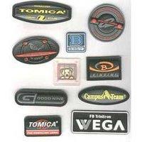 Rubber Labels