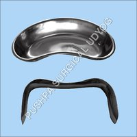 Kidney Tray And Vaginal Sims Speculum