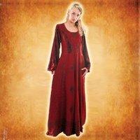 Designer Viscose Ladies Full Dress