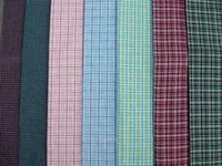 Cotten Yarn Dyed Fabrics