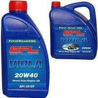 Efl Viola 20w40 Engine Oil