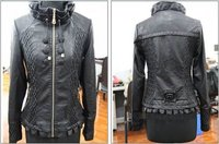 Leather Jacket for Women