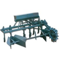 Agricultural Bed Planter Machine