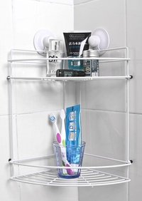 Storage Basket With Suction Cup