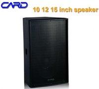 Professional Power Speaker 12 Inch Speaker For Ktv