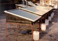 Solar Distilled Water Plant