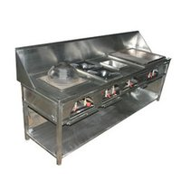 Ss Cooking Stove