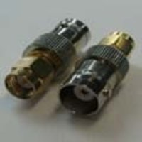 Connector SMA Male To BNC Female
