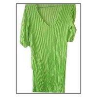 Vertical Crush Fabric