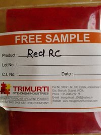 Red Rc (2b Toner) Pigments