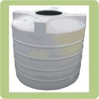 White Triple Layer Water Storage Tank