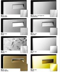 Stainless Steel Kitchen Cabinet Door