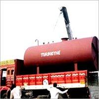 Water Tank Fabrication
