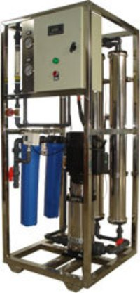 Industrial Ro System 500 Lph