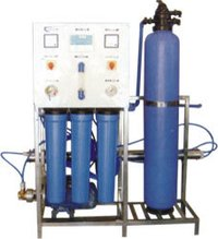 Industrial Ro System 250lph