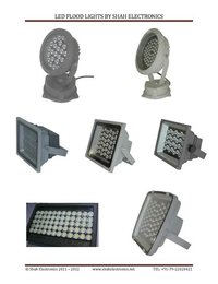 Led Industrial Lighting Fixtures