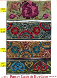 Siquance Embroidery Laces