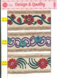 Fashionware Embroidery Lace