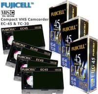 Camcorder Tapes Ec-45 & Hi8 Mp 120 (Fujicell)