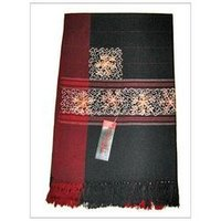 Embroided Shawl