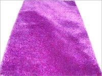 Zebra Purple Shaggy Carpet