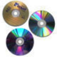 Blank Cdr And Dvdr With Color Printing