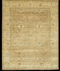 Hand Knotted Ziegler Carpets in Bhadohi