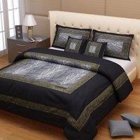 Brocade Silk Bed Cover