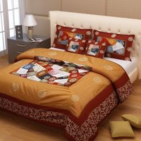 Jogi Gold Bed Cover
