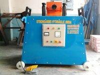 Scaffolding Pipe Straightening Machine