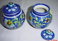Blue Pottery Jaar