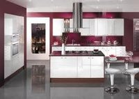 Modular Kitchen Section