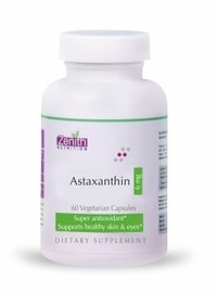 Zenith Nutritions Astaxanthin 6mg - 60 Capsules