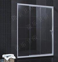 Triple Open Sliding Door Shower Room