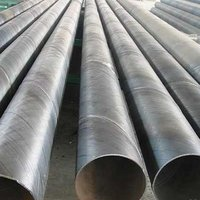 Spiral Welded Steel Pipes Q195/Q235