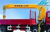 Telescoping Boom Truck Mounted Cranes
