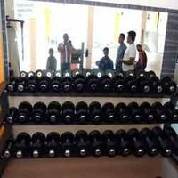 Dumbbells Stand